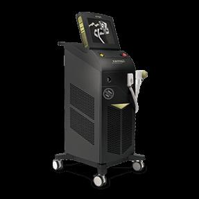 zdjęcie urządzenia do depilacji laserowej Soprano Ice Platinum